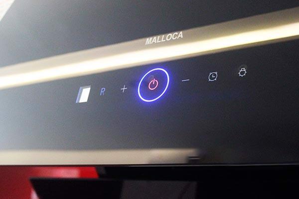Máy hút khói khử mùi Malloca MC 9039B