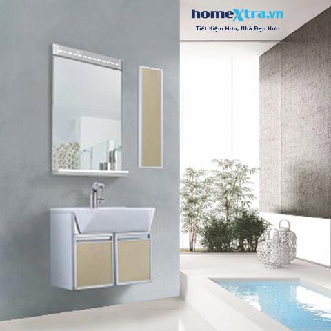 Bộ tủ chậu phòng tắm Prolax PRK-7860A