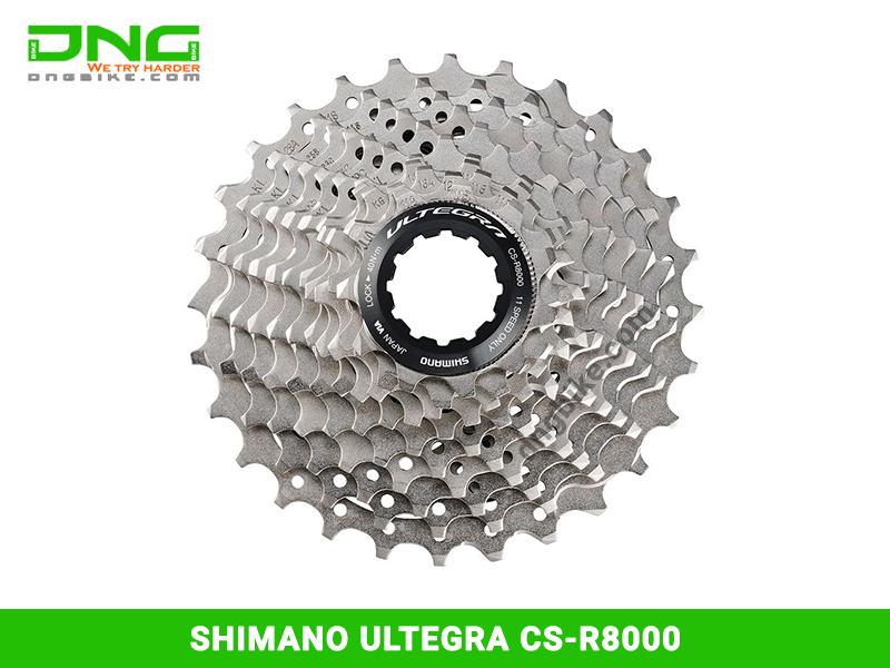 Líp 11 Shimano Ultegra CS-R8000