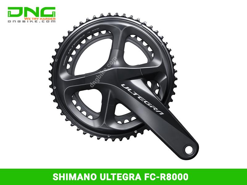 Đùi đĩa SHIMANO Ultegra FC-R8000