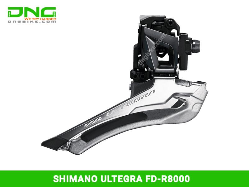 Sang đĩa SHIMANO Ultegra FD-R8000