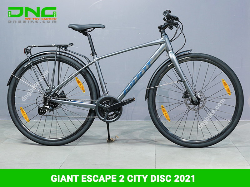 Xe đạp Touring GIANT ESCAPE 2 CITY disc 2021