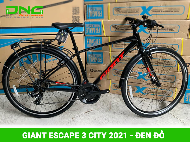 Xe đạp Touring GIANT ESCAPE 3 city 2021