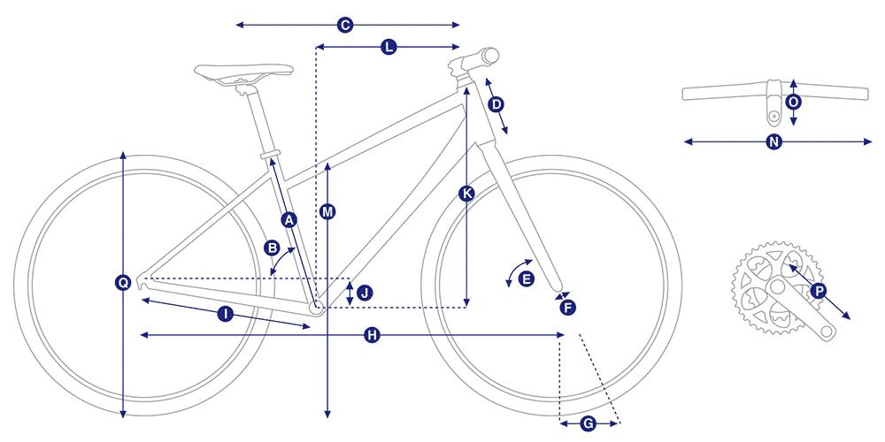 Xe đạp Giant Escape 1 2020