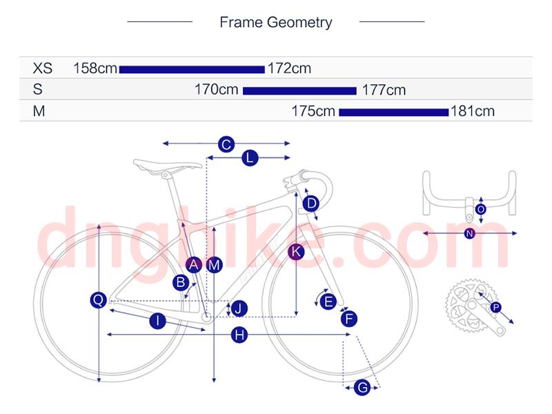 Xe đạp đua GIANT OCR 5300