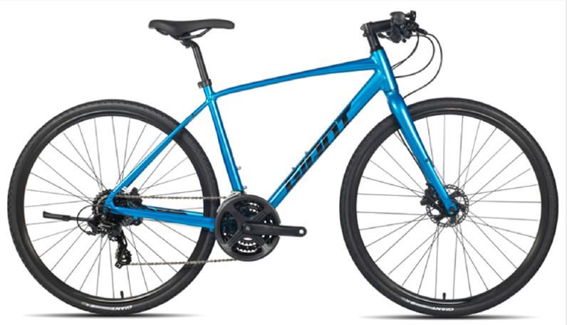 Xe đạp đường phốGiant Escape 1 2020 màu xanh