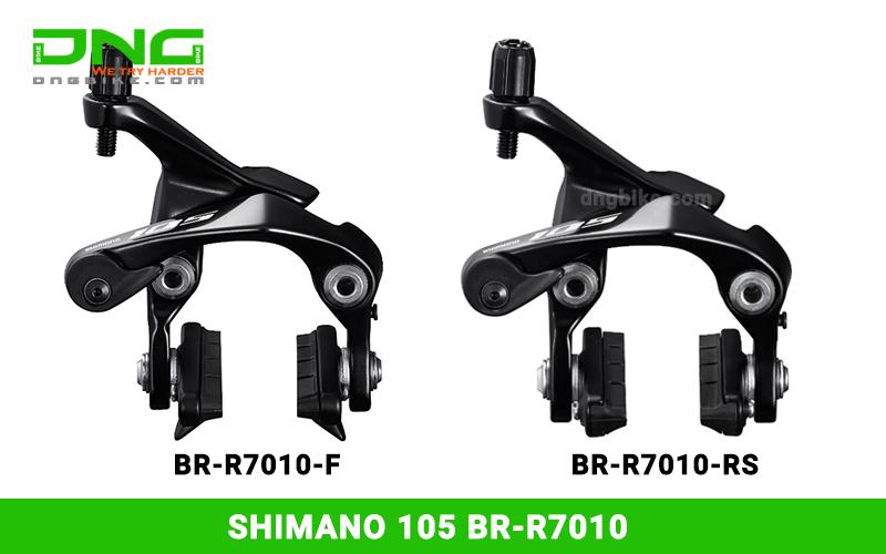 Bộphanh ngàm (thắng V)SHIMANO 105 BR-R7010