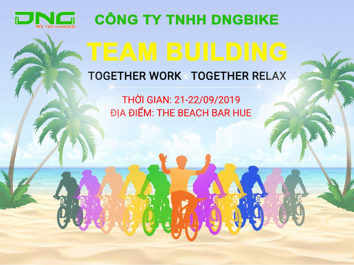 team building DNGBike 2019
