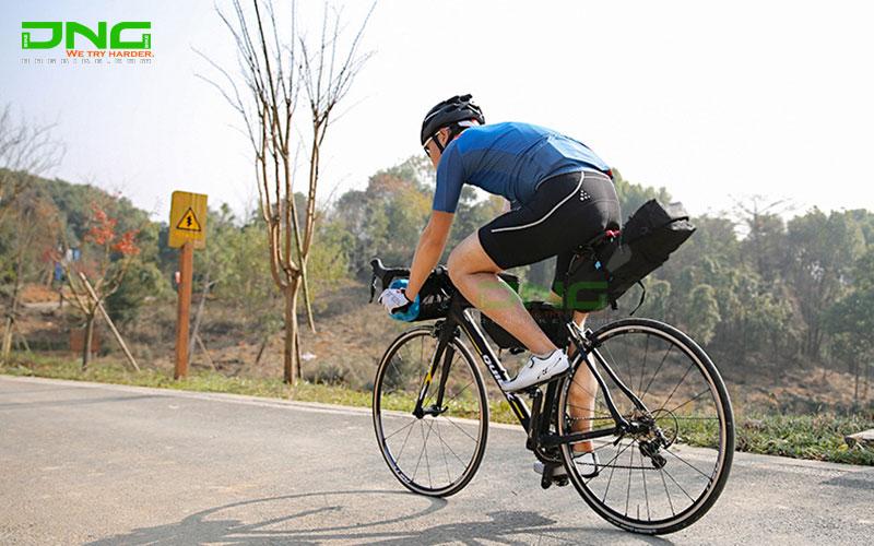 Túi treo yên xe đạp SAHOO loại lớn 10L