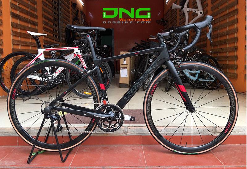 Xe đạp đua Twitter STEALTH PRO R2000 2020