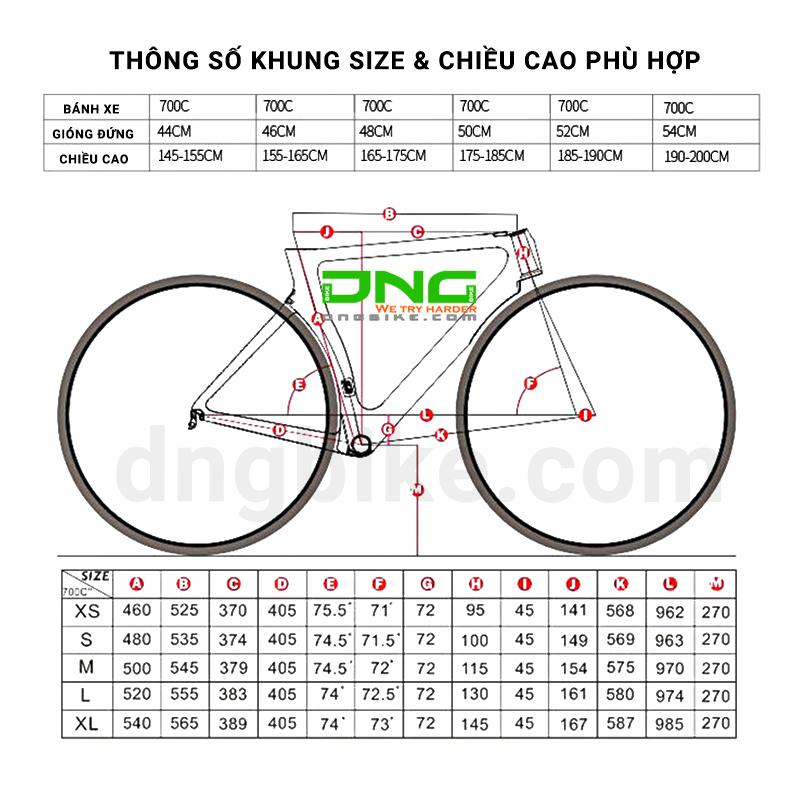Xe đạp đua TWITTER SNIPER PRO RS-22S