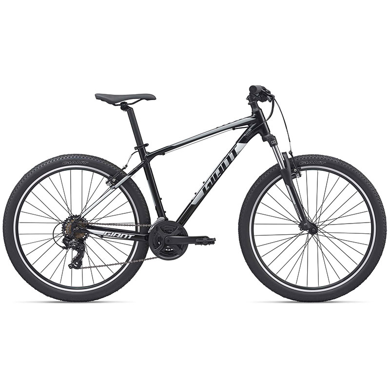 Xe đạp địa hình Giant ATX 3 Disc 27.5 2020 - Đen