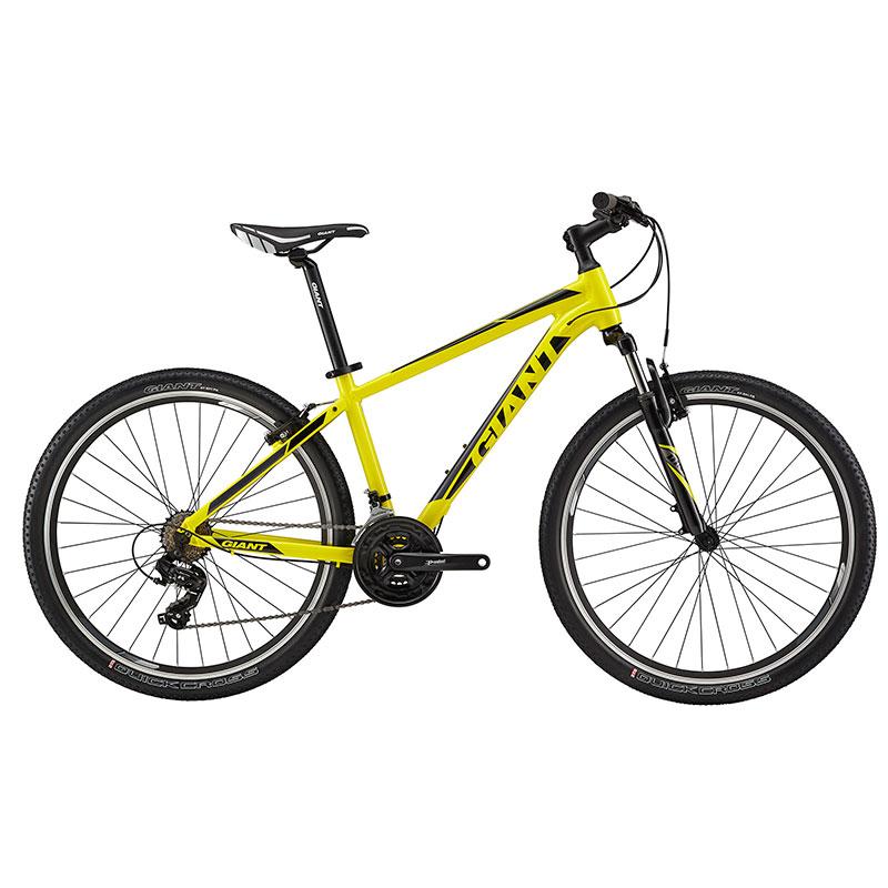 Xe đạp địa hìnhGiant Rincon MY20 - Màu vàng neon