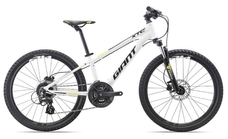 Xe đạp Giant XTC 24 D 1 2020 màu trắng