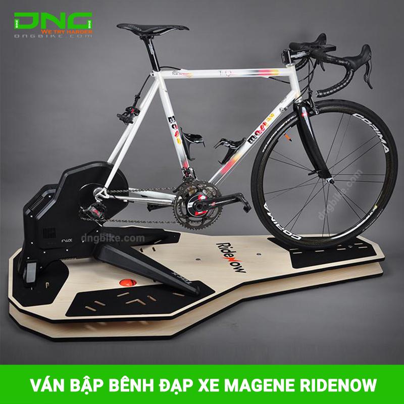 Ván BẬP BÊNH đi xe đạp trong nhà MAGENE RIDENOW