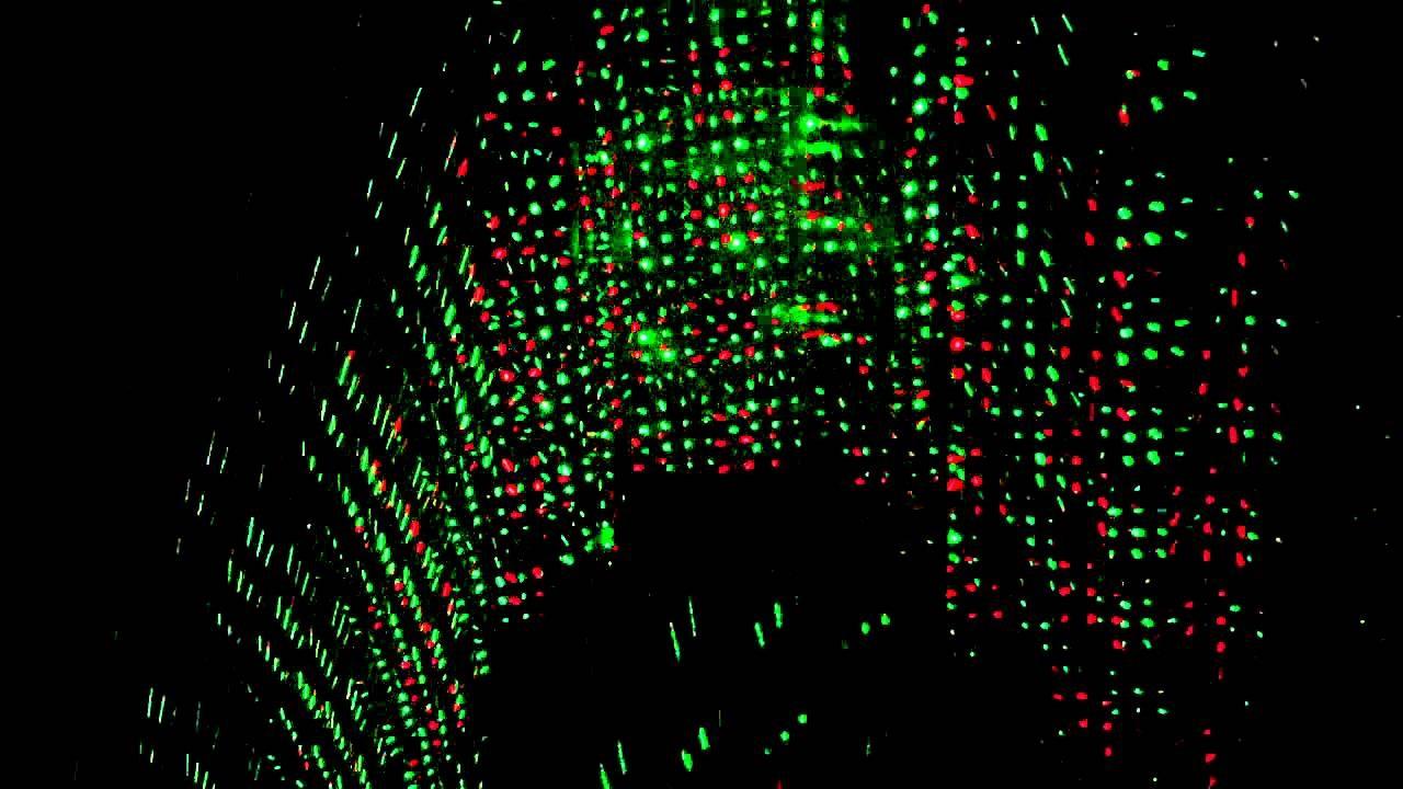 n noel trang tr laser star shower