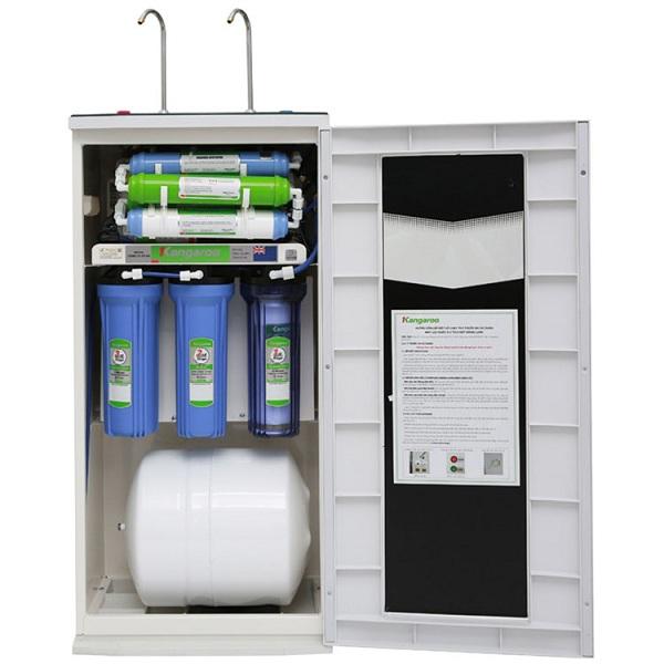 Máy lọc nước hiện đại mang nhiều lợi ích cho sức khỏe