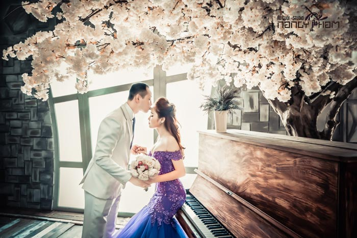 5 gợi ý về phong cách chụp ảnh cưới tuyệt vời nhất