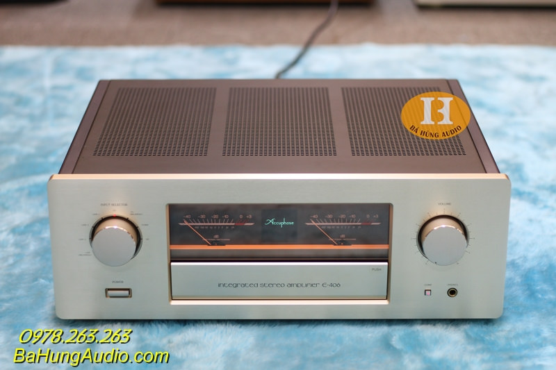 Amply Accuphase E406 đẹp xuất sắc