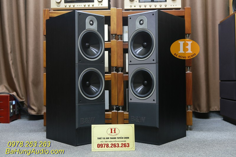 Loa B&W DM 630 Black