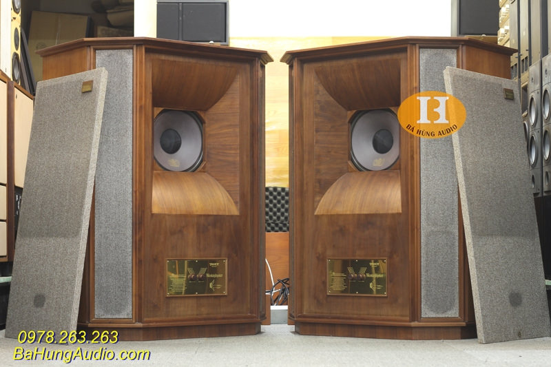 Loa Tannoy Westminster RW đẹp xuất sắc rất hiếm