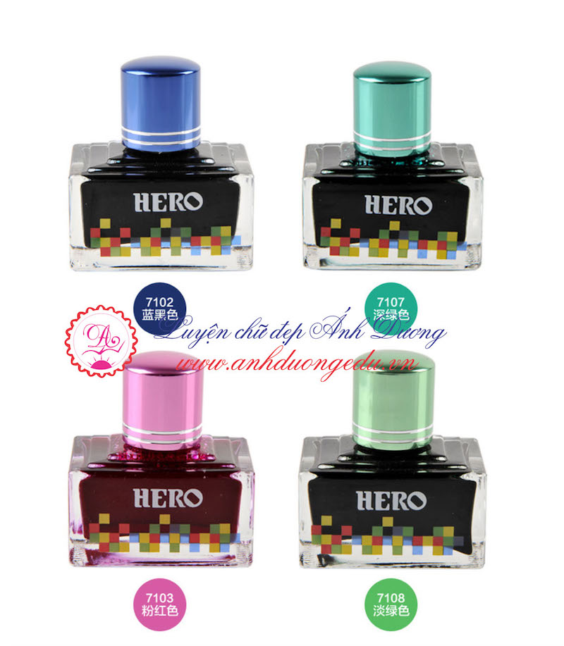 Mực Hero 40ml