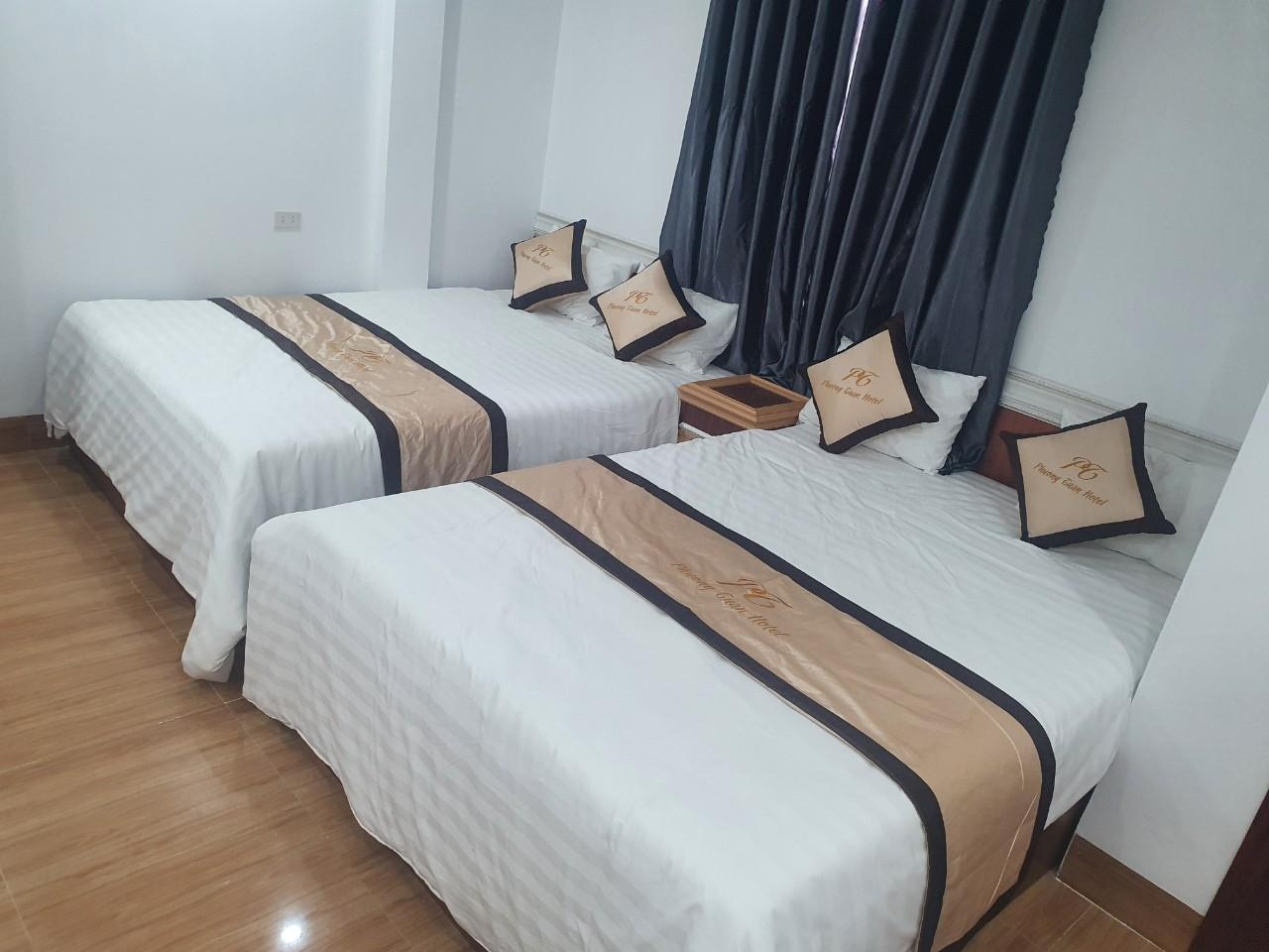 Hình Ảnh Phòng Và Tiện Ích Khách Sạn Phương Tuấn