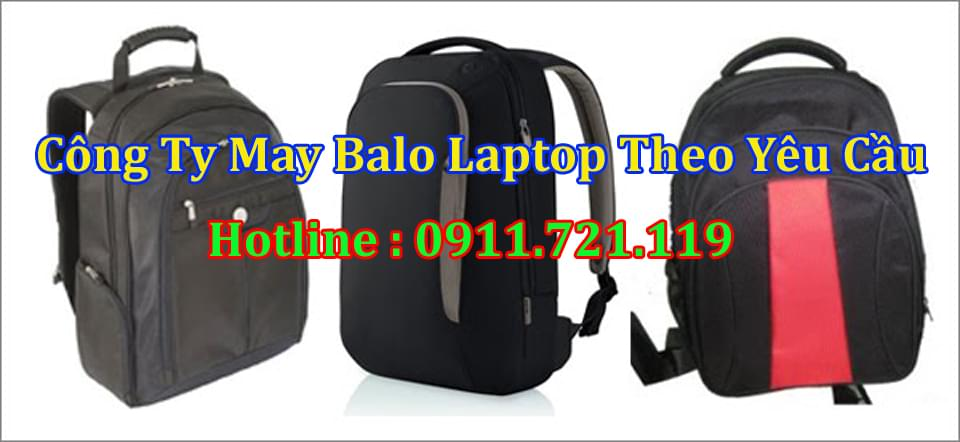 May Balo Laptop – Sản Xuất Cặp Laptop theo yều cầu