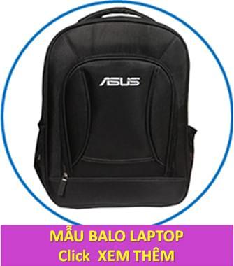 Mẫu balo laptop