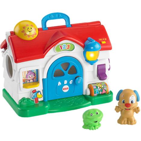 Đồ chơi ngôi nhà thông minh Fisher Price Puppy