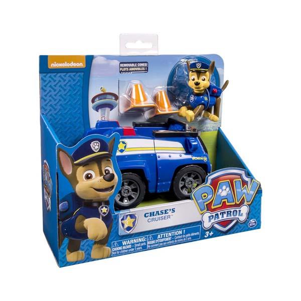 Xe cảnh sát Paw Patrol - Chase Thông Minh