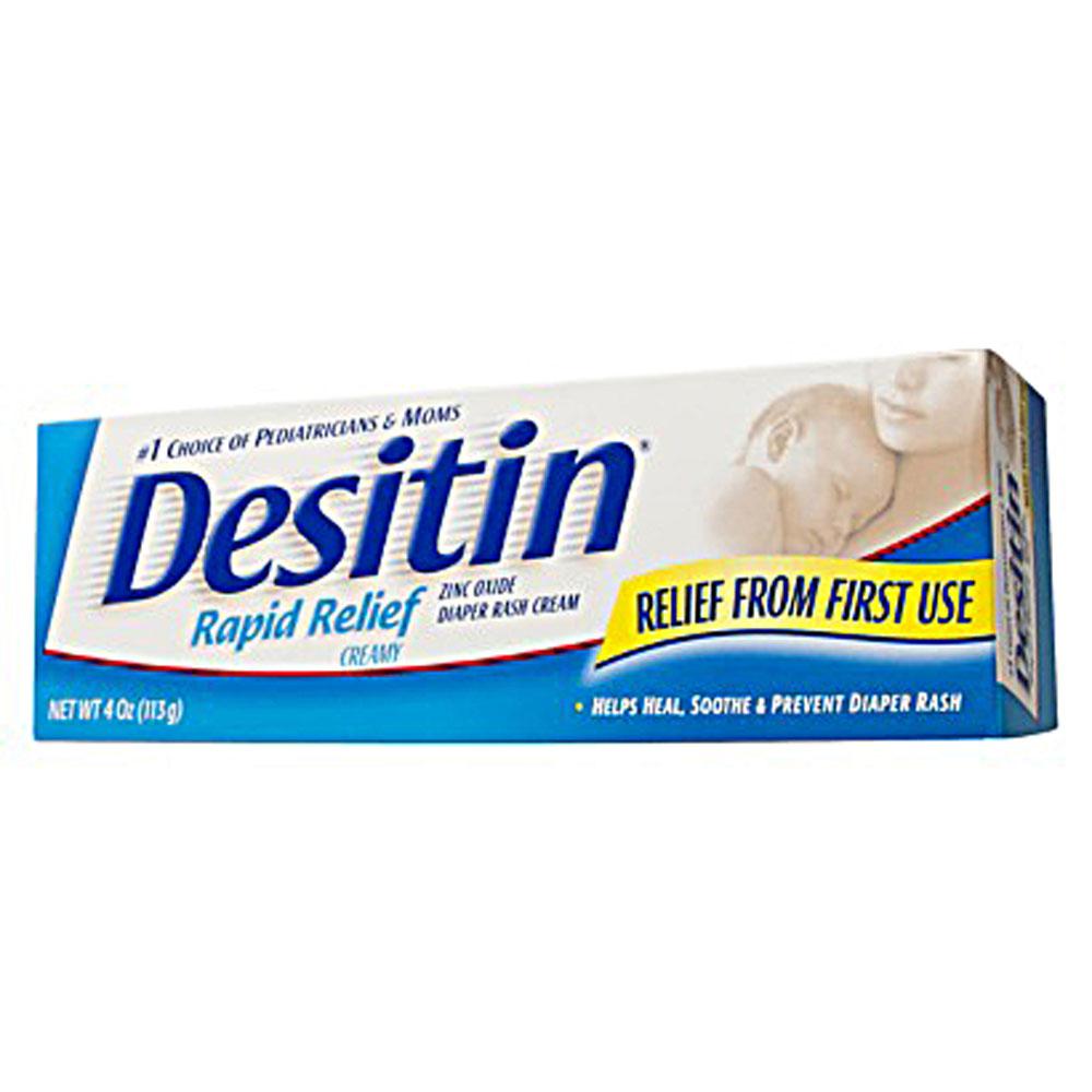 Kem chống hăm Desitin xanh (113g) - Mỹ