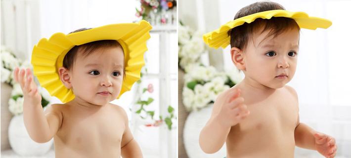 Mũ gội đầu Thái Lan- Baby