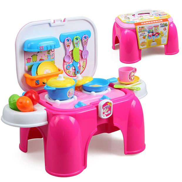 Bộ đồ chơi nấu ăn xách tay 008-93A