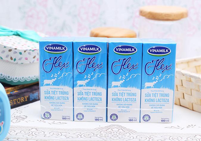 Sữa tiệt trùng Flex Vinamilk