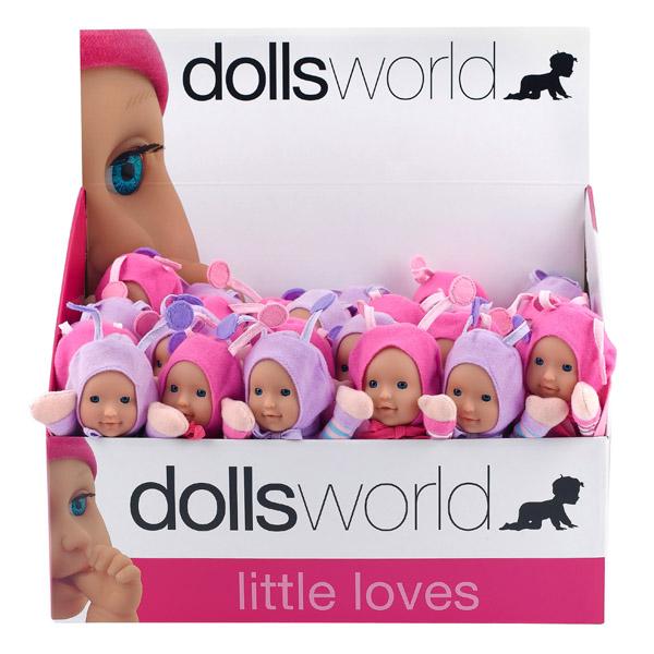 Búp bê Dolls World - Bọ rùa tí hon 8532