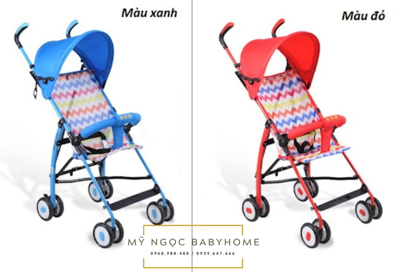 Xe đẩy em bé Baobaohao 605H