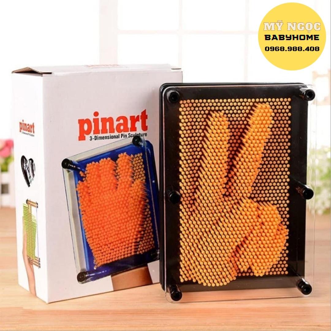 Bộ tạo hình 3D thông minh Pinart - Montessori