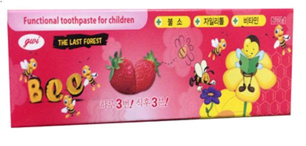 Kem đánh răng Bee - Hàn Quốc