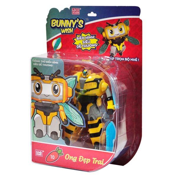 Robot Điều ước của Thỏ - Ong Đẹp Trai