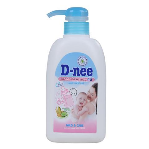 Nước rửa bình sữaDnee 500ml