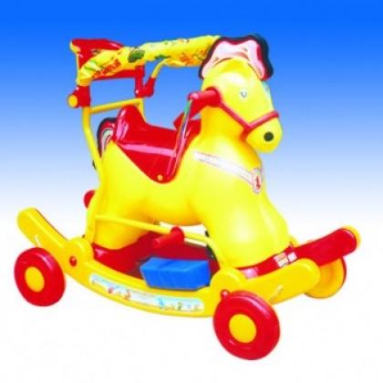 Xe bập bênh NCL có bảo hiểm con ngựa M251-XCNBH