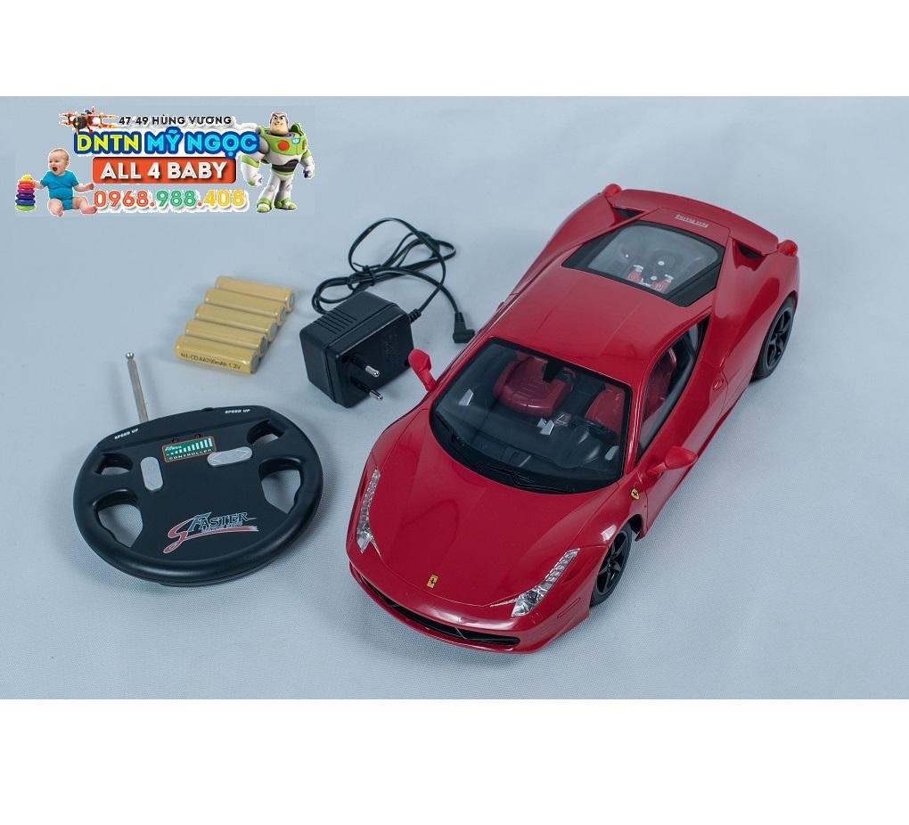 Xe ôtô điều khiển từ xa (có sạc) FLL002
