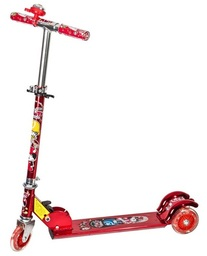 Xe trượt Scooter 3 bánh (2 bánh sau) cỡ nhỏ 2009S