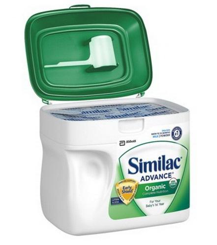 Sữa Similac Organic - 658g (0-12 tháng)