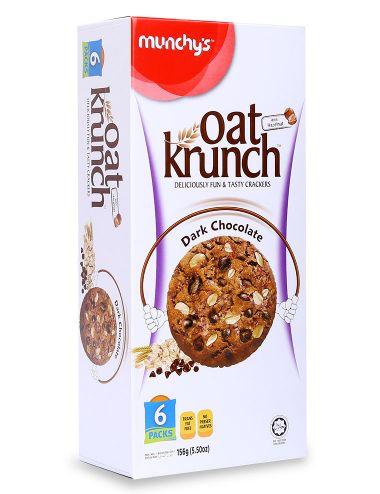 Bánh yến mạch Oat Krunch Socola 156g
