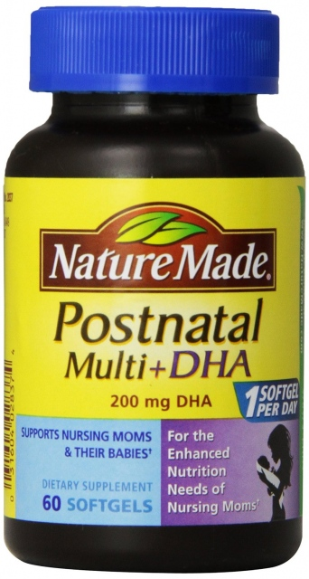 Thuốc bổ cho Mẹ sau khi sinh Postnatal Multi DHA