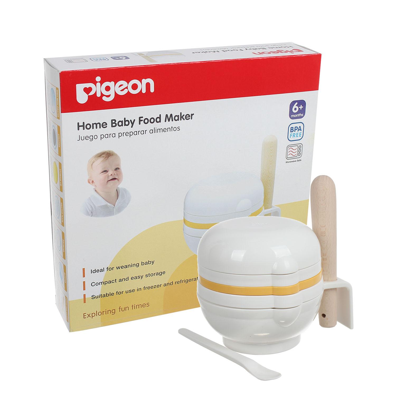 Bộ dụng cụ chế biến ăn dặm Pigeon 3268