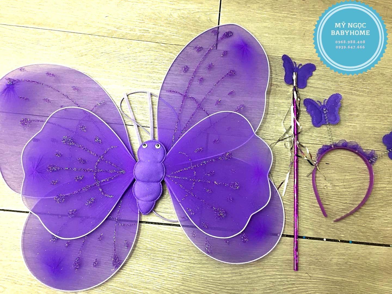 Cánh bướm không váy