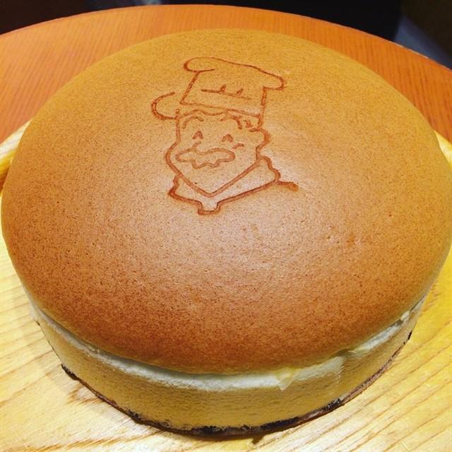 Bánh phô mai ông già Mr.Chef - Hàn Quốc